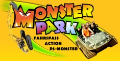 MONSTERPARK - Baggern, Fahrspass, Action, PS-Monster!